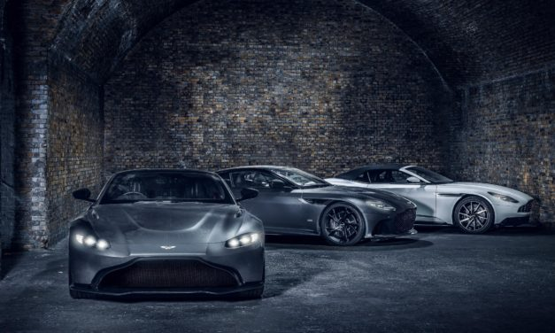 ASTON MARTIN ACTS TO SUPPORT WARRANTY AND SERVICE CUSTOMERS DURING COVID-19 LOCKDOWNS WORLDWIDE