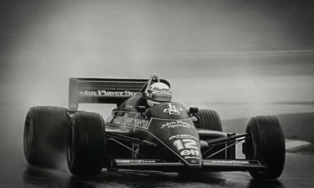 SENNA SEMPRE: LOTUS CELEBRATES 35TH ANNIVERSARY OF AYRTON SENNA'S FIRST FORMULA 1 WIN