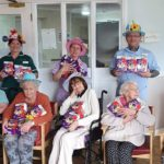 Scarecrow wins 80 Easter eggs for care home
