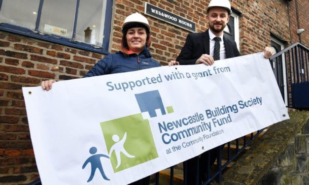 Barnabas Charity Upgrades Facilities For Vulnerable Young People Thanks To £49,956 Newcastle Building Society Building Improvement Grant