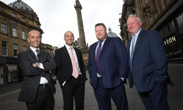 BRADLEY HALL NAMED MOST ACTIVE AGENTS IN THE NORTH EAST