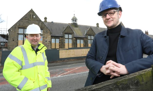 VICTORIAN SCHOOLHOUSE SAVED WITH FW CAPITAL NORTH EAST PROPERTY FUND INVESTMENT