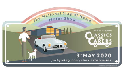 STAY AT HOME MOTOR SHOW: GEARING UP FOR COVID-19 FRONTLINE FUNDRAISER