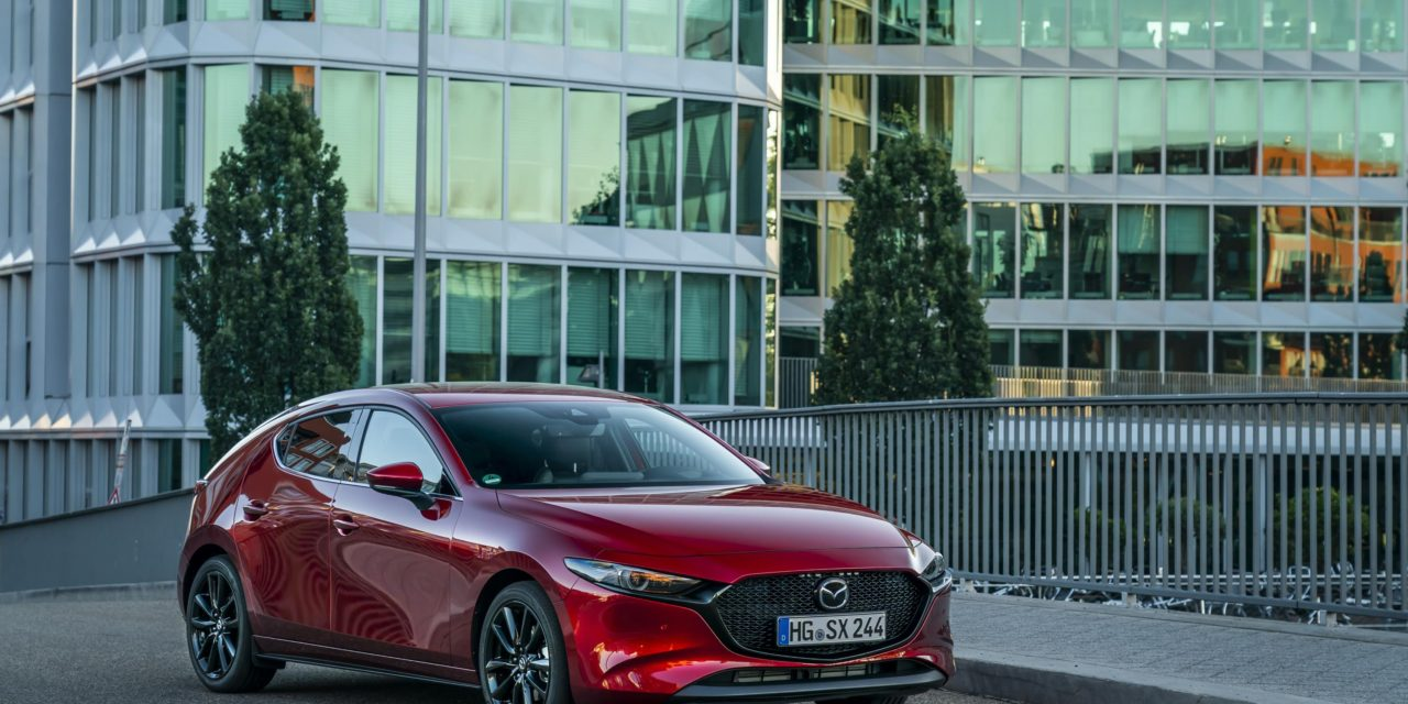 MAZDA3 NAMED AS 2020 WORLD CAR DESIGN OF THE YEAR