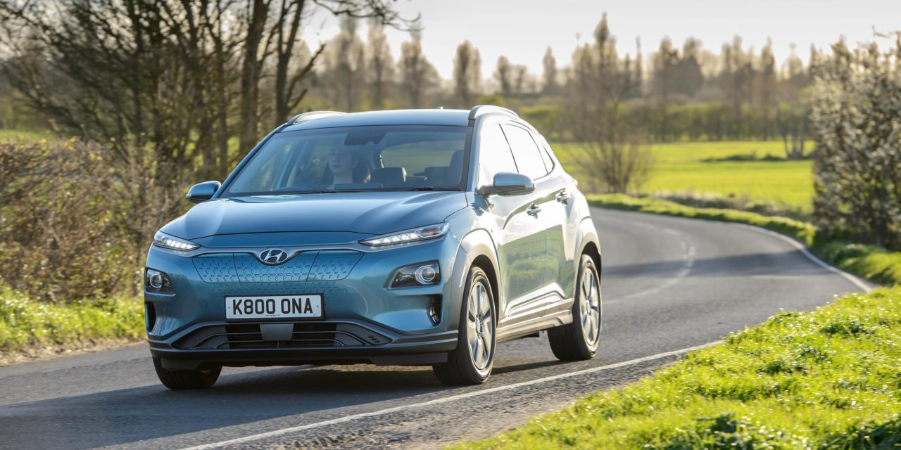 KONA ELECTRIC RECOGNISED AS ONE OF THE GREATEST EVs ON SALE IN TOPGEAR ELECTRIC AWARDS