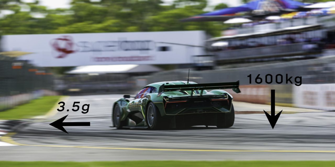 UNDERSTANDING THE RECORD-BREAKING PERFORMANCE OF THE BRABHAM BT62