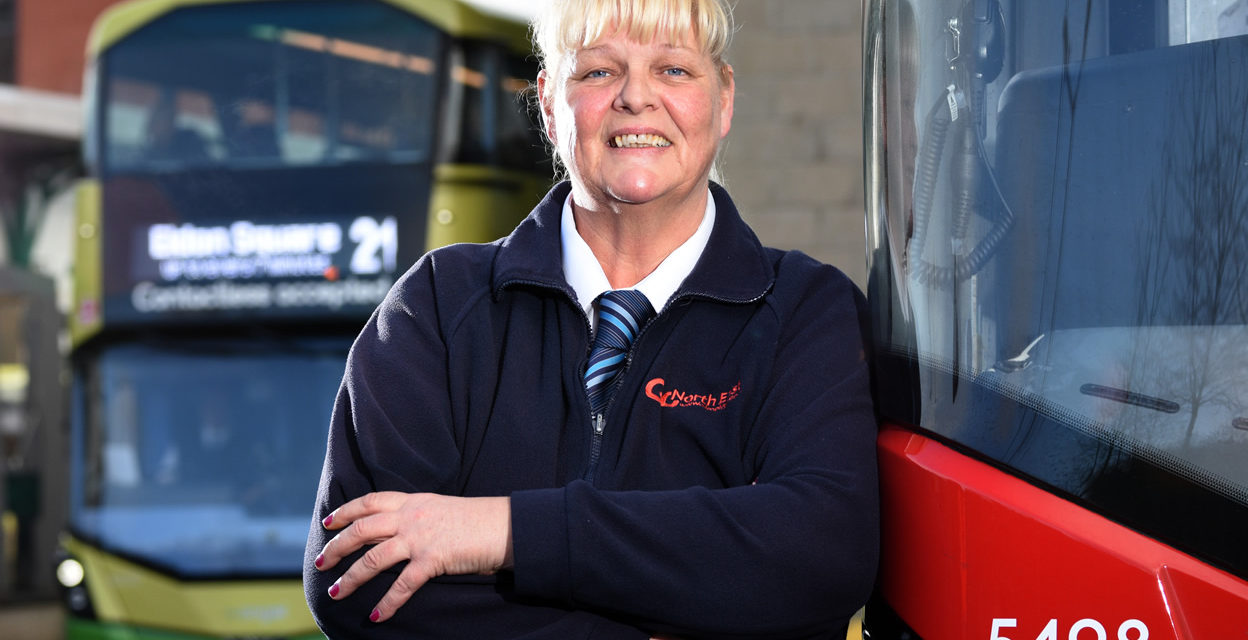 Go North East's unsung bus drivers and support teams praised by fellow key workers