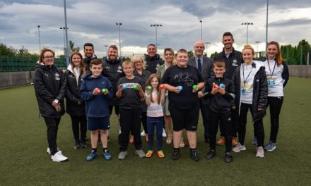 NEWCASTLE UNITED FOUNDATION'S YOLO PROJECT CELEBRATES A YEAR OF SUCCESSFUL DELIVERY AND CONTINUES ITS SUPPORT DURING COVID-19