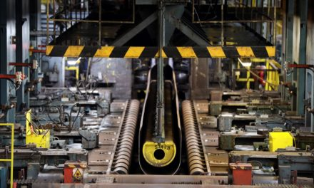 Liberty lands major US and Caspian contracts in boost for Hartlepool pipes mill