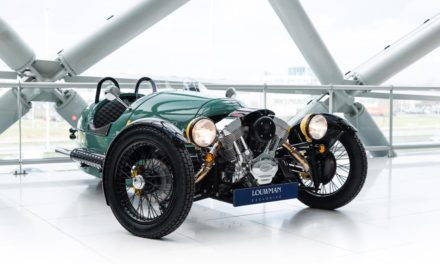 MORGAN SHOWCASES ITS BESPOKE CAPABILITIES WITH LIMITED-EDITION LE60 ANNIVERSARY CARS