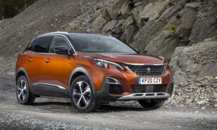 PEUGEOT 3008 SUV RATED BRITAIN'S 'BEST MID-SIZE SUV' IN THE DRIVER POWER SURVEY 2020