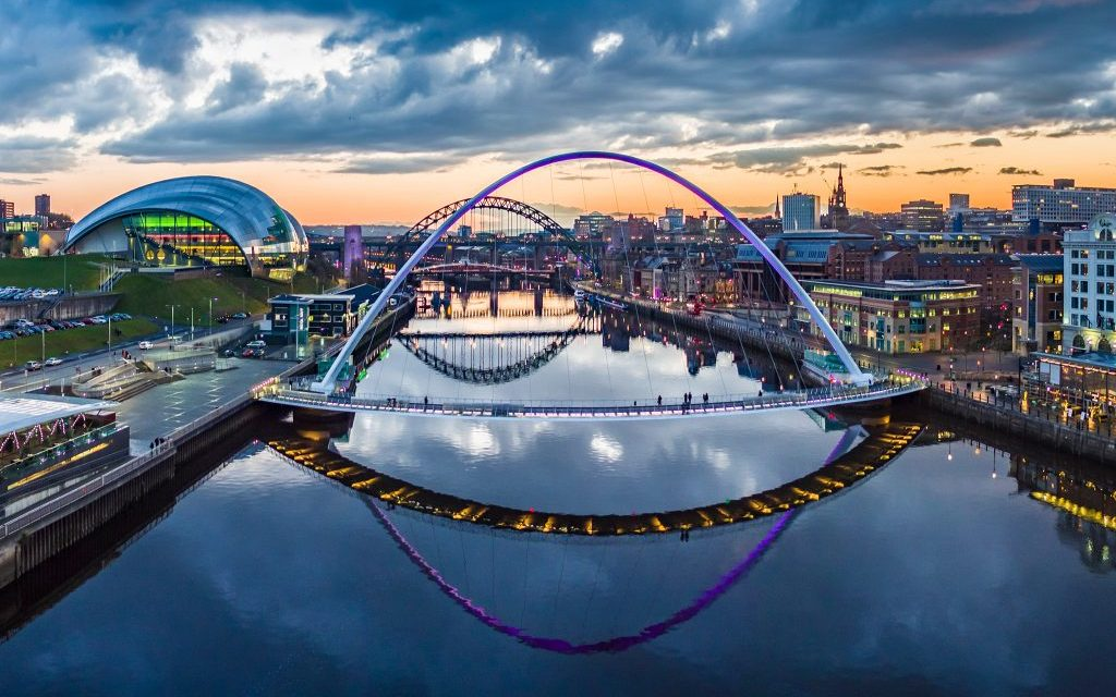 NewcastleGateshead Initiative urges residents to support local businesses during lockdown
