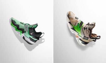 Two Silhouettes, Two Colorways, One Special Meaning for Russell Westbrook