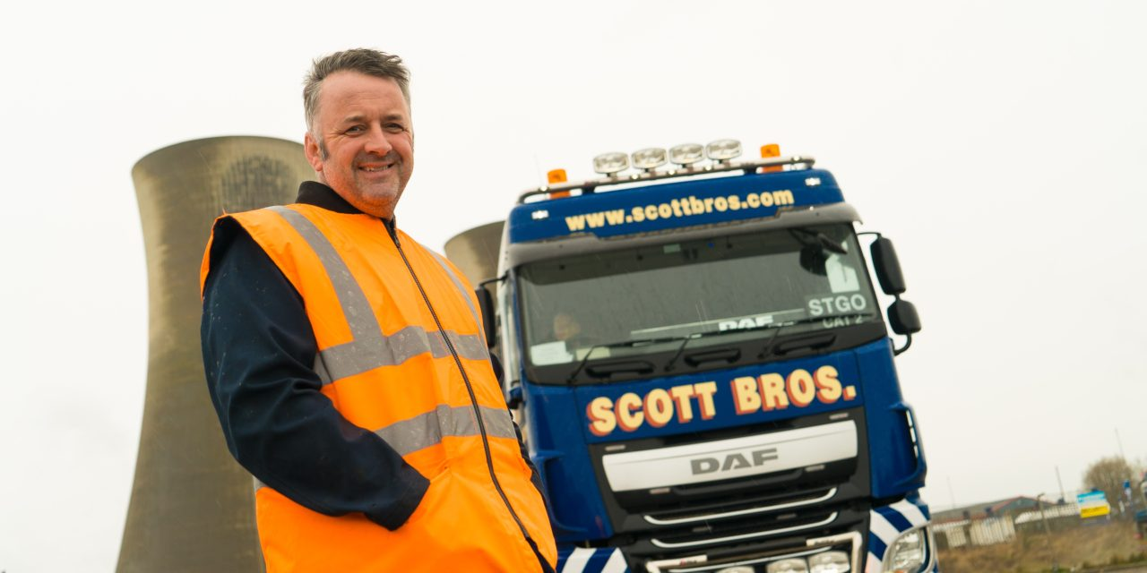 Scott Bros experiences huge demand for skips as it continues to build up stock