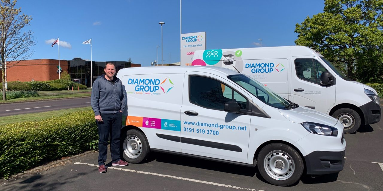Diamond Group offers support to Age UK during Coronavirus pandemic