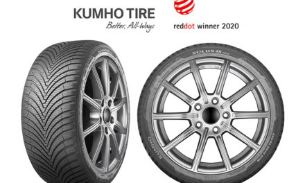 KUMHO HONOURED WITH RED DOT DESIGN AWARD FOR ITS VERSATILE ALL-SEASON SOLUS 4S HA32 TYRE