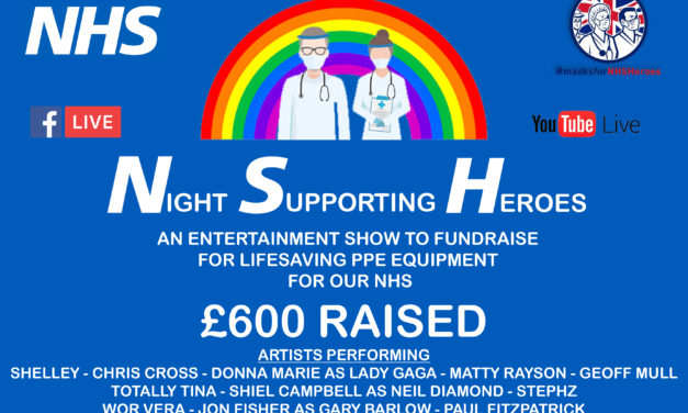 North East virtual concert raises £600 for NHS PPE