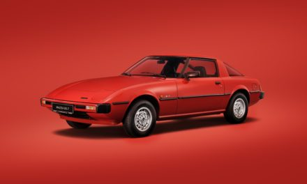 100 YEARS OF MAZDA |THE MAZDA RX-7