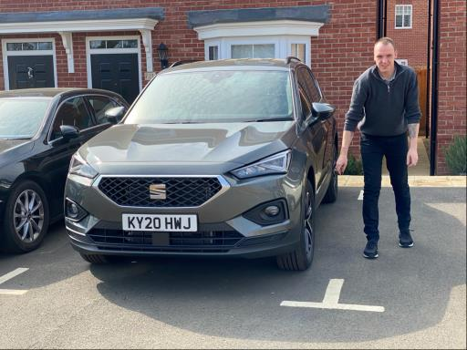 SEAT STAFF GIVING CAR BUYERS 'VIRTUAL TOURS' FROM THEIR DRIVEWAYS