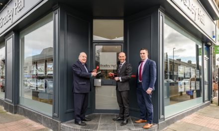 Property firm expands flagship office