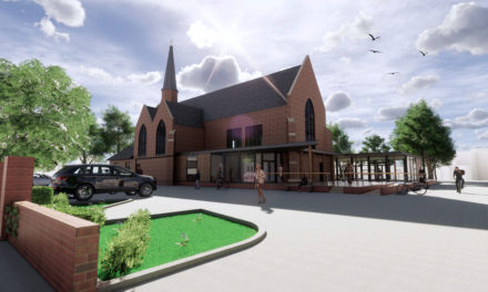 Architect appointed to another place of worship
