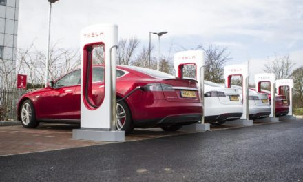 TESLA SUPERCHARGERS NAMED BRITAIN'S BEST EV CHARGING NETWORK BY USERS