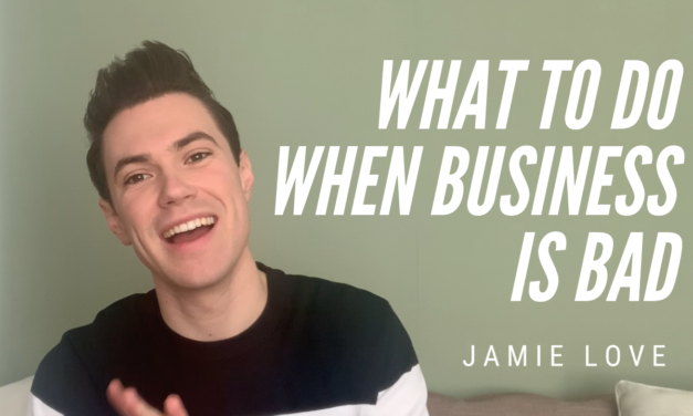 What To Do When Business is Bad (Due To A Crisis)