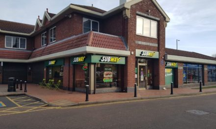 LOCAL SUBWAY FRANCHISEE RETURNS TO STORE TO MAKE LUNCHES FOR NHS WORKERS
