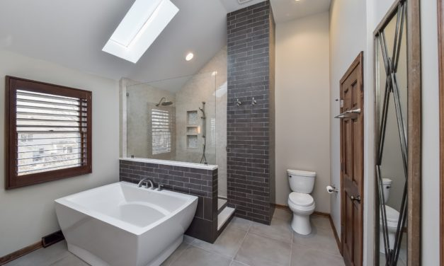 5 Tips For Building A Luxurious Bathroom