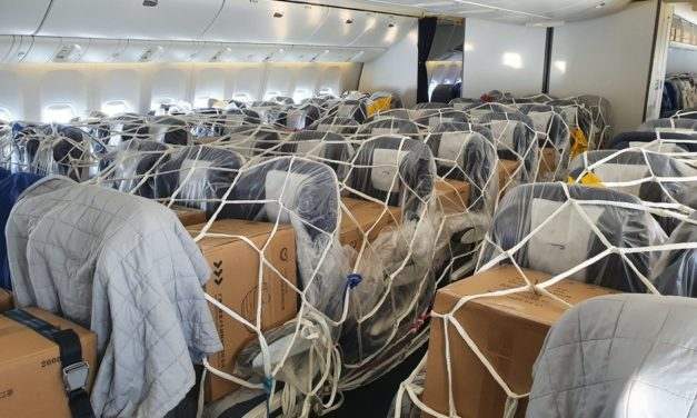 PPE TO UK: BRITISH AIRWAYS ADDS EXTRA FLIGHTS A WEEK FROM CHINA
