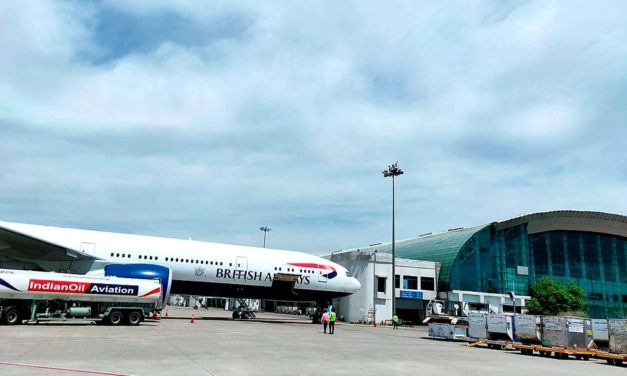 BRITISH AIRWAYS HELPS THOUSANDS OF BRITISH TRAVELLERS RETURN HOME FROM INDIA