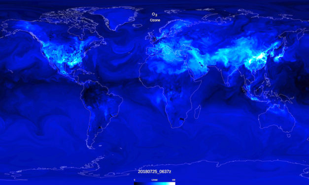 How NASA is Helping the World Breathe More Easily
