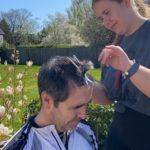 HAIR-CUT CAMPAIGN HITS £20K FUNDRAISING TARGET