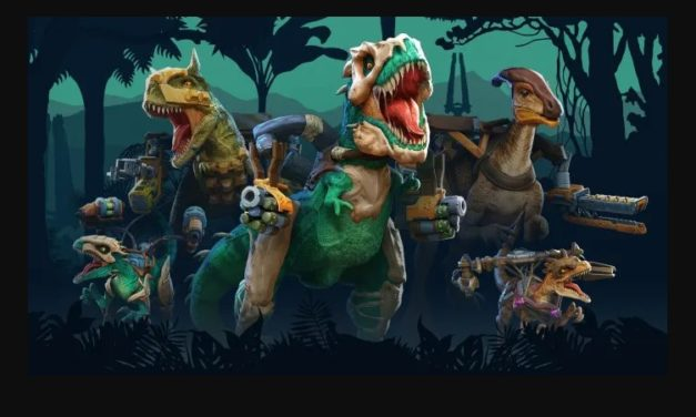 'DINO SQUAD' OUT NOW ON IOS AND ANDROID