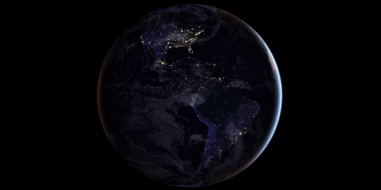 The Black Marble: Our Planet in Brilliant Darkness