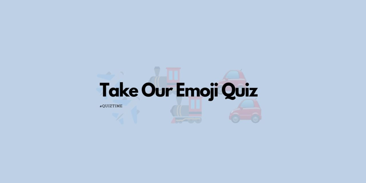 North East Emoji Quiz – Part 1 – Name That Place in the North East?