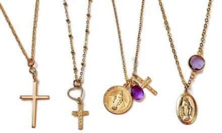 Does wearing Catholic jewelry still valuable? Check the details provided!!