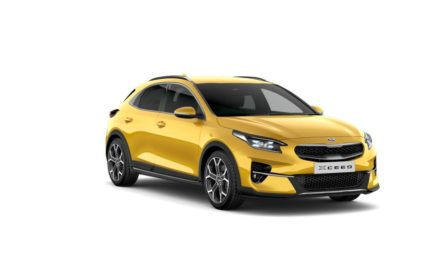 EYE-CATCHING NEW XCEED EDITION JOINS THE KIA LINE-UP THIS SPRING