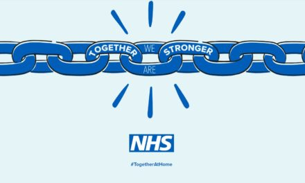Where The Trade Buys Launches 'Together We Are Stronger' Poster Campaign to Support NHS Amid Covid-19 Pandemic