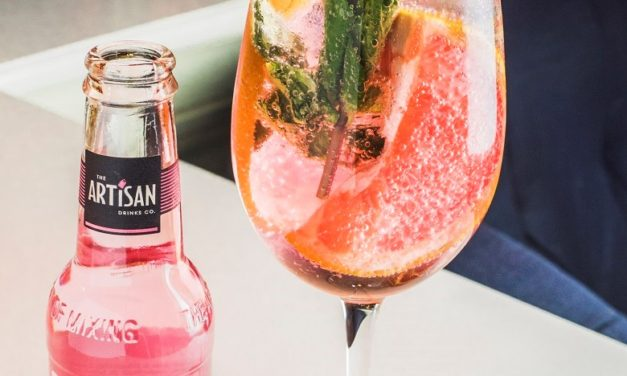 GIN DRINKERS VOTE ARTISAN DRINKS THEIR TOP TONIC…