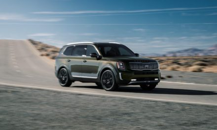KIA TELLURIDE – 2020 WORLD CAR OF THE YEAR WINNER