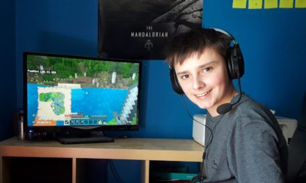 Students raise £640 for Macmillan Cancer Support with 24-hour Minecraft Marathon