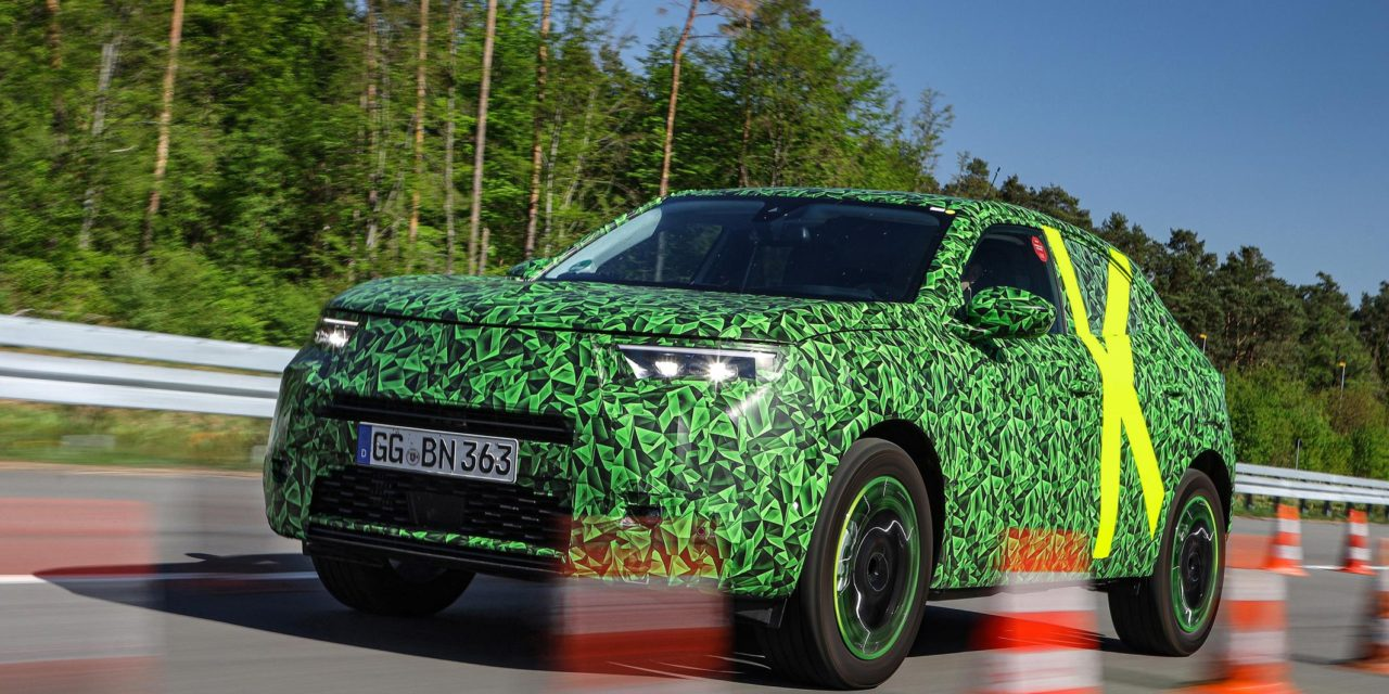 TESTING: NEW VAUXHALL MOKKA ON THE ROAD TO PRODUCTION READINESS