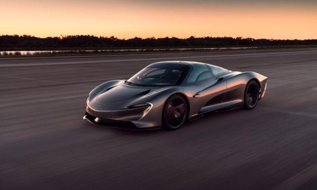 SECRETS OF THE SPEEDTAIL: THE RACE-BRED ELECTRIC DRIVE & GROUND-BREAKING BATTERY TECHNOLOGY IN McLAREN'S HYBRID HYPER-GT