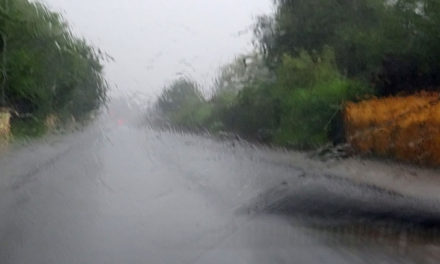 DAZZLING SUN AND HEAVY DOWNPOURS CAN PRESENT SEASONAL DRIVING CHALLENGES