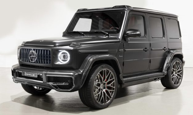 HOFELE-DESIGN DIALS UP THE STYLE, LUXURY AND PRACTICALITY OF ICONIC MERCEDES-AMG G 63