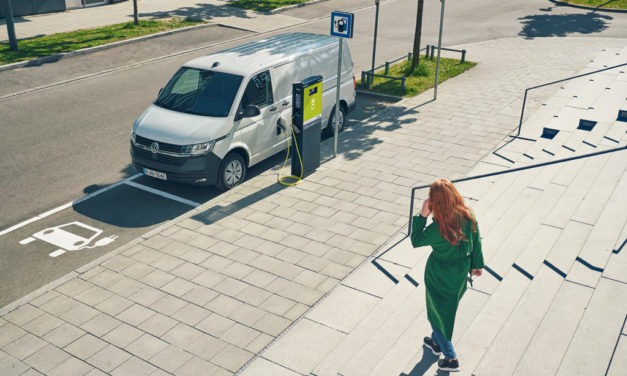 VOLKSWAGEN COMMERCIAL VEHICLES LAUNCHES FIRST ALL-ELECTRIC VAN IN THE UK WITH ABT eTRANSPORTER 6.1