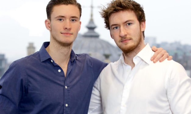 Brothers raise £400k for new software to help firms boost sales