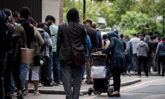 Asylum Seekers Must Be Protected From COVID-19
