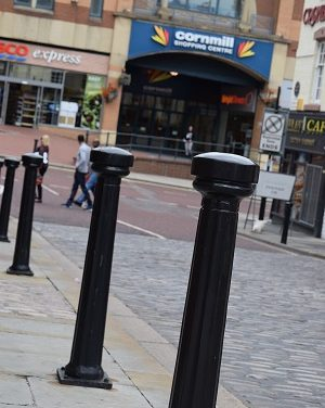 Changes to Darlington Town Centre as lockdown eases